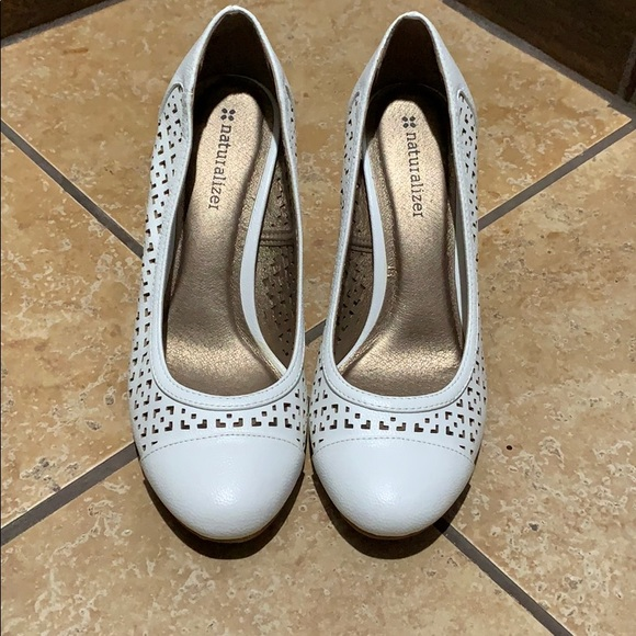 Naturalizer Shoes | Naturalized White